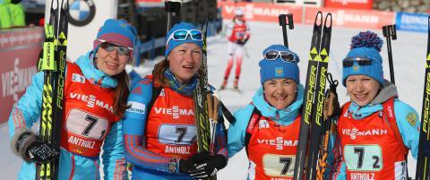 Sl�r alarm etter skiskytter-fiasko: - Det er et mysterium