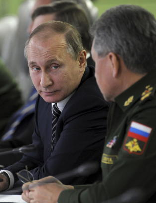 Putins genistrek (s� langt)