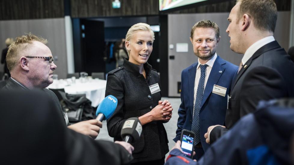 Nå vil Gunhild Stordalen ha Siv Jensen på banen - kultur - Dagbladet.no