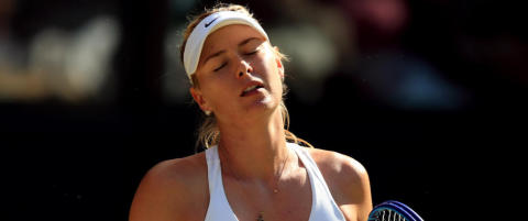 McEnroe om Sjarapova: - Slutter hun � st�nne, synes jeg ikke hun skal bli utestengt