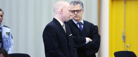 Professor: - Breivik har ingen selvinnsikt