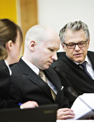 Refleksjon fra en tidligere medinnsatt til Breivik