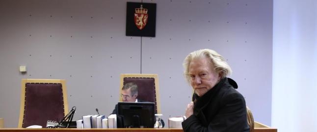 En angrende Morten Krogvold m�tte i retten