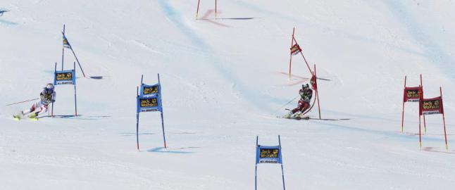 Norge røk ut av lagkonkurransen på tid