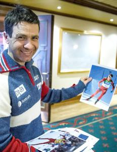 Skiskytternes skidresser de siste �ra vekker b�de begeistring og gru