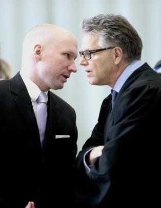 For Breivik blir det bare vondere og verre