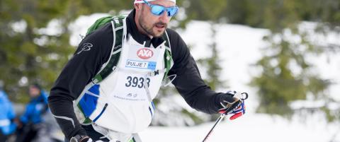 Kronprins Haakon klarte ikke makstiden: - Tyngre i �r enn i fjor