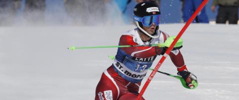 Foss Solevåg fullførte bragden i slalåmfinalen: - Utrolig stort