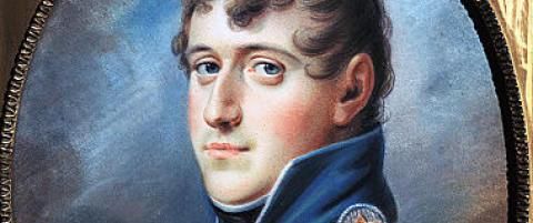 Anmeldelse: Christian Frederik var en tragisk helt, ung, vakker og forf�rerisk