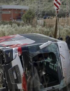 Alle de 13 omkomne i bussulykka er utenlandske kvinner