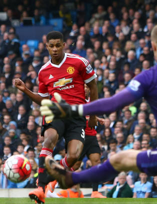 Rashford med perlem�l mot City: - For en historie!
