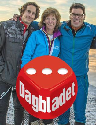 TV 2s p�skereality: Sm�slapp idrettsdag i V�g�
