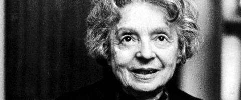 Anmeldelse: Nelly Sachs var blant litteraturhistoriens mest hypnotiske krefter