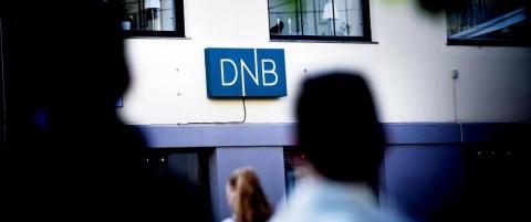 Underslagsd�mt fikk jobb i DNB