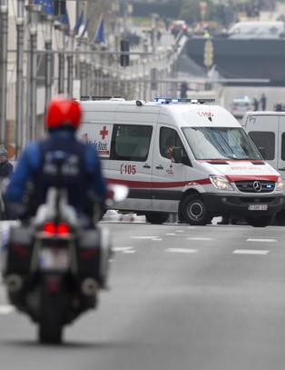 Europas hovedstad og �sted for islamistisk radikalisering