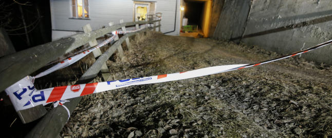 Mann siktet for � ha drept  kona  i Hedmark