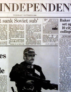 The Independent har trykket sin siste papirutgave