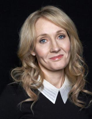 «Harry Potter»-forfatteren ble avvist etter millionsuksessen. Nå inspirerer hun fansen