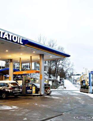 Bensinkrig i Norge: Statoil selger bensin og diesel uten fortjeneste