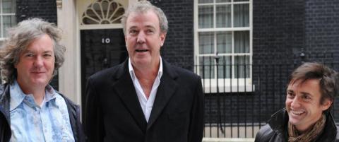 James May avviser at deres nye bilprogram konkurrerer med �Top Gear�