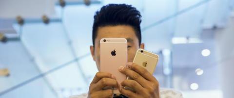 Derfor krasjer Iphonen din