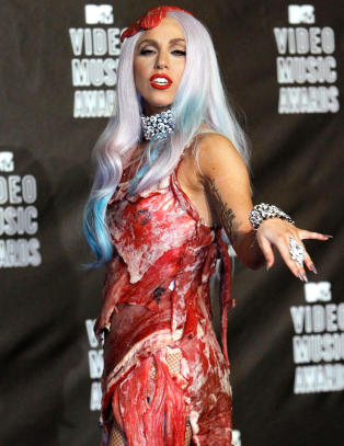 Lady Gaga fyller 30 �r - sjekk hennes elleville stilforandring