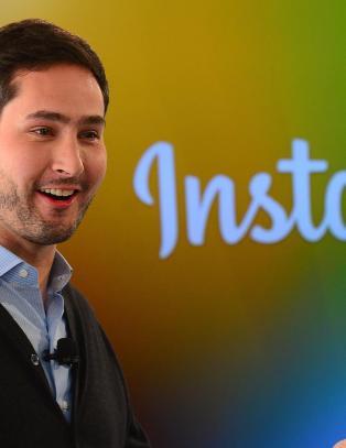 Slapp av,  Instagram endrer seg ikke i dag