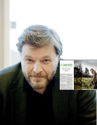 Slakter �useri�s� Dagens N�ringsliv-artikkel