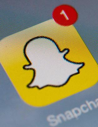 Snapchat tar opp kampen med meldingstjenestene - f�r telefon og videochat