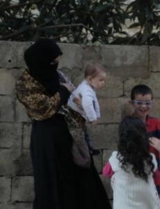 Hun var gift med verdens mest etters�kte mann, Abu Bakr al-Baghdadi