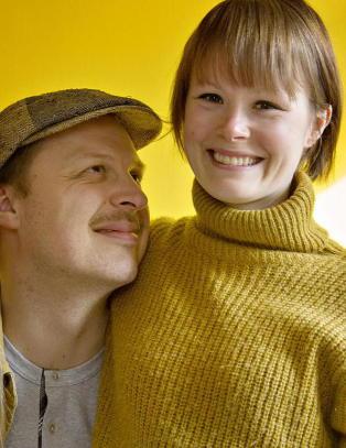 Karla Siverts (28) har mann, barn, en plass i Michelin-guiden - og kreft med spredning