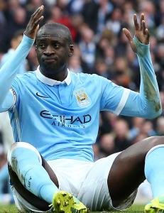Skademarerittet fortsetter for Manchester City
