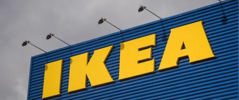IKEA m� ut med millionerstatning etter stolkollaps
