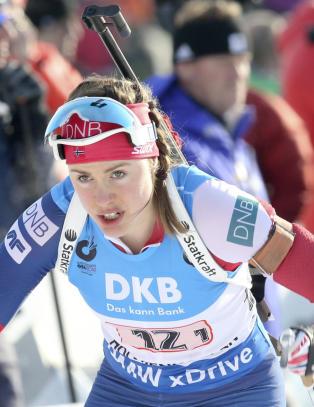 Solemdal sikret seg kongepokalen i skiskyting