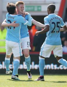 Joshua King byttet ut i pausen da lekent City grisebanket Bournemouth
