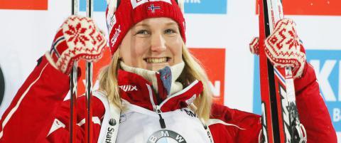Olsbu norsk mester i fellesstart i skiskyting