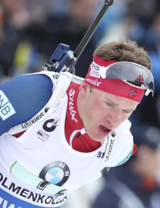 Tarjei B� norsk mester etter spurtthriller