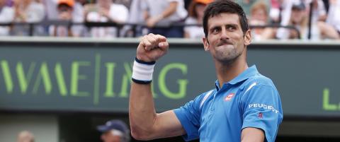 Djokovic tangerte Agassi med ny Miami Open-triumf