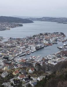 Bergen er p� skattetoppen