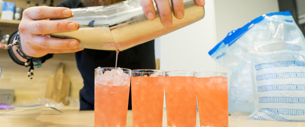 Test: Drink in a box - cocktails på døren
