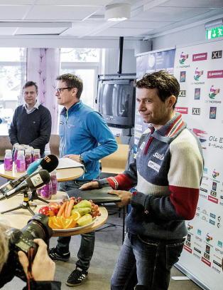 Ole Einars ultimate utfordring