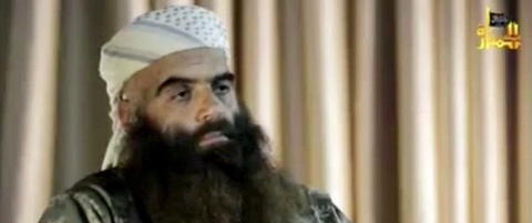 Al-Qaida-topp drept i Syria