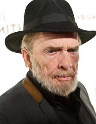 Merle Haggard er død
