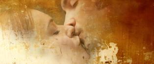 Par som kysser mye krangler ikke mindre enn andre par. Men de har det bedre likevel