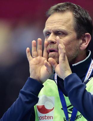 Thorir Hergeirsson ble årets håndballtrener