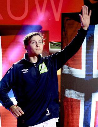 Sagosen klar til å skyte Norge til OL: - Det har gått fort