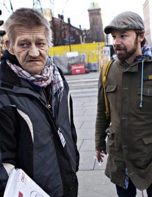 �Petter Uteligger� er Gullruten-nominert