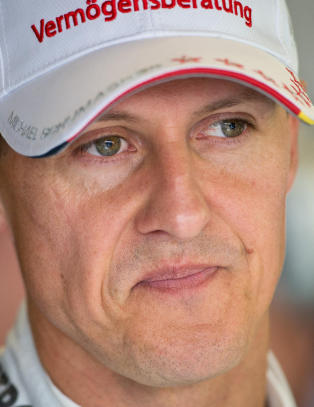 - Optimismen rundt Schumacher er et stort problem