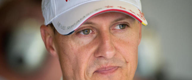 - Optimismen rundt Schumacher er et stort problem