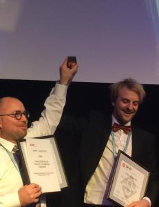 Skup-prisen til Dagbladet for tredje �ret p� rad